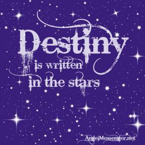 Destiny is written in the Stars